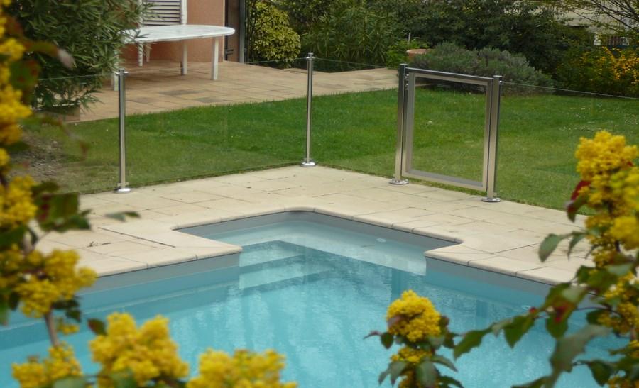 R alisations page 2 sur 3 techneau piscine - Escalier d angle piscine beton ...